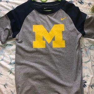 Nike Michigan T-shirt dress brand new
